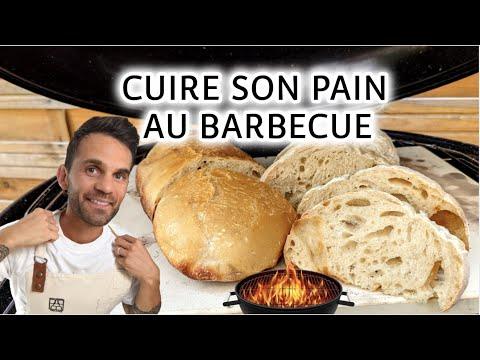 Pain au barbecue